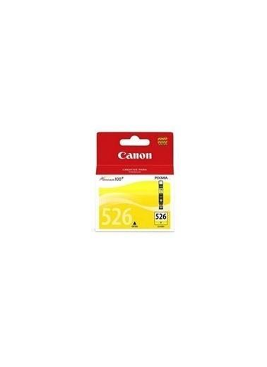 Canon Cli-526Y Sarı Mürekkep Kartuş Sarı